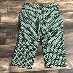 Talbot's Petite Capri Dress pants size 16